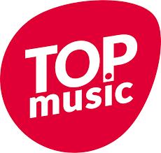 Logo de la radio Top Music