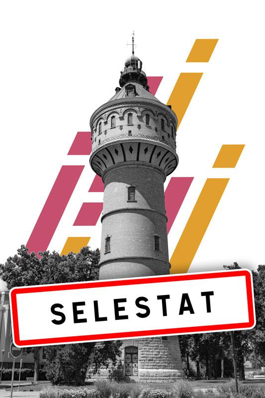 Média Storming régie publicitaire des supports de communication sélestadiens, Le Sélestatdien et le TIS